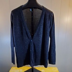 Old Navy Glittery Cardigan